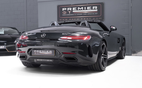 Mercedes-Benz Amg GT C 4.0 V8 BITURBO ROADSTER. SORRY, NOW SOLD. SIMILAR VEHICLES REQUIRED. 6