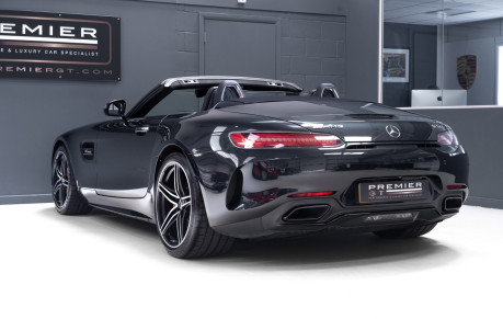 Mercedes-Benz Amg GT C 4.0 V8 BITURBO ROADSTER. SORRY, NOW SOLD. SIMILAR VEHICLES REQUIRED. 8