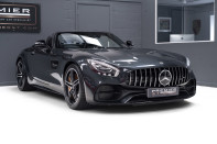 Mercedes-Benz Amg GT C 4.0 V8 BITURBO ROADSTER. SORRY, NOW SOLD. SIMILAR VEHICLES REQUIRED. 9