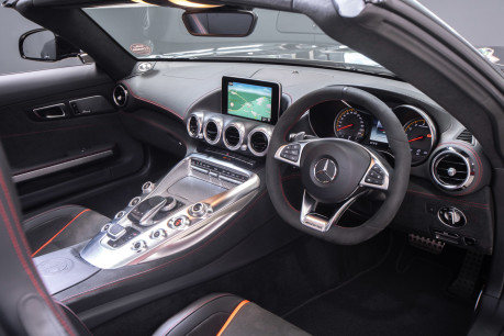 Mercedes-Benz Amg GT C 4.0 V8 BITURBO ROADSTER. SORRY, NOW SOLD. SIMILAR VEHICLES REQUIRED. 33