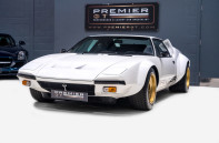 De Tomaso Pantera FANTASTICALLY RESTORED. SORRY, NOW SOLD. SIMILAR VEHICLES REQUIRED. 3