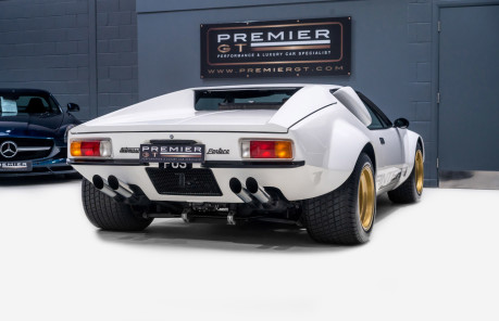 De Tomaso Pantera FANTASTICALLY RESTORED. SORRY, NOW SOLD. SIMILAR VEHICLES REQUIRED. 5