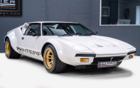 De Tomaso Pantera FANTASTICALLY RESTORED. SORRY, NOW SOLD. SIMILAR VEHICLES REQUIRED. 8