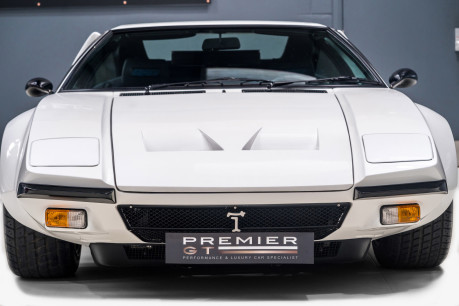 De Tomaso Pantera FANTASTICALLY RESTORED. SORRY, NOW SOLD. SIMILAR VEHICLES REQUIRED. 13