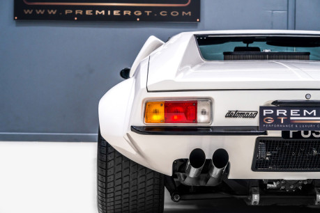 De Tomaso Pantera FANTASTICALLY RESTORED. SORRY, NOW SOLD. SIMILAR VEHICLES REQUIRED. 26