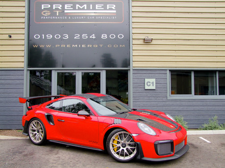 Porsche 911 GT2 RS PDK WITH WEISSACH PACKAGE. NOW SOLD. SIMILAR VEHICLES REQUIRED.