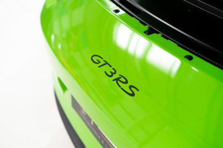 Porsche 911 GT3 RS 4.0 PDK. SORRY, NOW SOLD. SIMILAR VEHICLES REQUIRED. 32