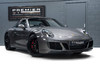 Porsche 911 TARGA 4 GTS 3.0 PDK, ONLY ONE FORMER KEEPER, PORSCHE WARRANTY TO DEC 2020