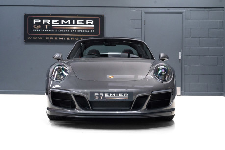 Porsche 911 TARGA 4 GTS 3.0 PDK, ONLY ONE FORMER KEEPER, PORSCHE WARRANTY TO DEC 2020 2