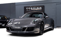 Porsche 911 TARGA 4 GTS 3.0 PDK, ONLY ONE FORMER KEEPER, PORSCHE WARRANTY TO DEC 2020 3