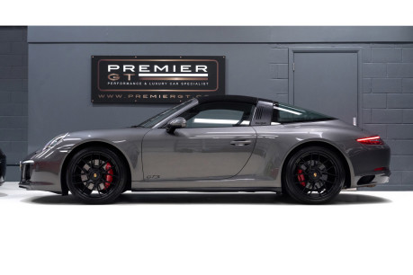 Porsche 911 TARGA 4 GTS 3.0 PDK, ONLY ONE FORMER KEEPER, PORSCHE WARRANTY TO DEC 2020 4