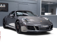 Porsche 911 TARGA 4 GTS 3.0 PDK, ONLY ONE FORMER KEEPER, PORSCHE WARRANTY TO DEC 2020 9