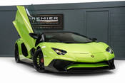Lamborghini Aventador SV LP750-4 6.5 V12 COUPE. SORRY, NOW SOLD. SIMILAR VEHICLES REQUIRED. 2