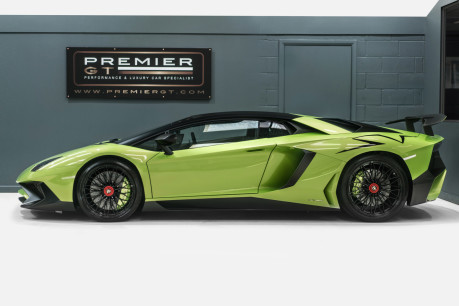 Lamborghini Aventador SV LP750-4 6.5 V12 COUPE. SORRY, NOW SOLD. SIMILAR VEHICLES REQUIRED. 5
