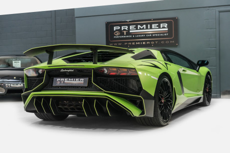 Lamborghini Aventador SV LP750-4 6.5 V12 COUPE. SORRY, NOW SOLD. SIMILAR VEHICLES REQUIRED. 6