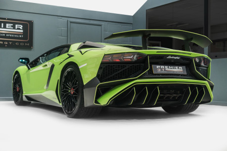 Lamborghini Aventador SV LP750-4 6.5 V12 COUPE. SORRY, NOW SOLD. SIMILAR VEHICLES REQUIRED. 8