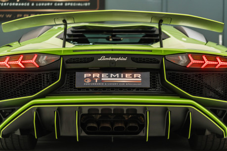 Lamborghini Aventador SV LP750-4 6.5 V12 COUPE. SORRY, NOW SOLD. SIMILAR VEHICLES REQUIRED. 34