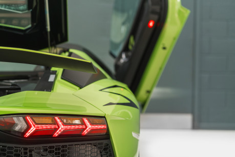 Lamborghini Aventador SV LP750-4 6.5 V12 COUPE. SORRY, NOW SOLD. SIMILAR VEHICLES REQUIRED. 39