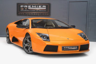 Lamborghini Murcielago 6.2 V12 COUPE. SORRY, THIS VEHICLE IS NOW SOLD.