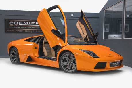 Lamborghini Murcielago 6.2 V12 COUPE. SORRY, THIS VEHICLE IS NOW SOLD. 2