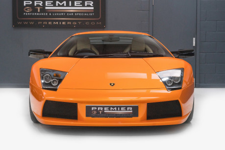 Lamborghini Murcielago 6.2 V12 COUPE. SORRY, THIS VEHICLE IS NOW SOLD. 3