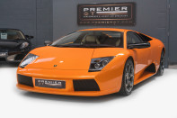 Lamborghini Murcielago 6.2 V12 COUPE. SORRY, THIS VEHICLE IS NOW SOLD. 4