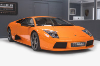 Lamborghini Murcielago 6.2 V12 COUPE. SORRY, THIS VEHICLE IS NOW SOLD. 9