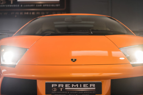 Lamborghini Murcielago 6.2 V12 COUPE. SORRY, THIS VEHICLE IS NOW SOLD. 21