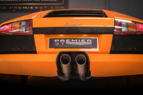 Lamborghini Murcielago 6.2 V12 COUPE. SORRY, THIS VEHICLE IS NOW SOLD. 33