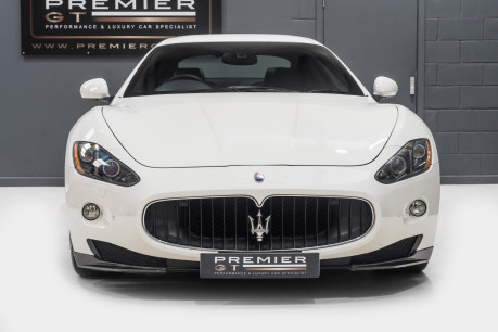 Maserati Granturismo S 4.7 V8 MC SHIFT COUPE. SORRY, NOW SOLD. SIMILAR VEHICLES REQUIRED. 2