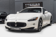 Maserati Granturismo S 4.7 V8 MC SHIFT COUPE. SORRY, NOW SOLD. SIMILAR VEHICLES REQUIRED. 3