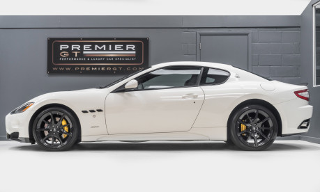 Maserati Granturismo S 4.7 V8 MC SHIFT COUPE. SORRY, NOW SOLD. SIMILAR VEHICLES REQUIRED. 4
