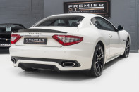 Maserati Granturismo S 4.7 V8 MC SHIFT COUPE. SORRY, NOW SOLD. SIMILAR VEHICLES REQUIRED. 5
