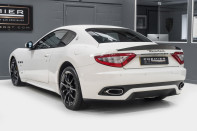 Maserati Granturismo S 4.7 V8 MC SHIFT COUPE. SORRY, NOW SOLD. SIMILAR VEHICLES REQUIRED. 7