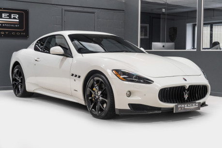 Maserati Granturismo S 4.7 V8 MC SHIFT COUPE. SORRY, NOW SOLD. SIMILAR VEHICLES REQUIRED. 12