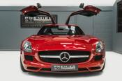 Mercedes-Benz SLS AMG. 6.2 V8. LEMANS RED. CARBON INTERIOR PACK. B & O BEOSOUND. 1 OWNER. 5