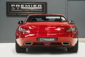 Mercedes-Benz SLS AMG. 6.2 V8. LEMANS RED. CARBON INTERIOR PACK. B & O BEOSOUND. 1 OWNER. 10