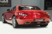 Mercedes-Benz SLS AMG. 6.2 V8. LEMANS RED. CARBON INTERIOR PACK. B & O BEOSOUND. 1 OWNER. 11