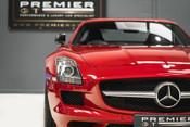 Mercedes-Benz SLS AMG. 6.2 V8. LEMANS RED. CARBON INTERIOR PACK. B & O BEOSOUND. 1 OWNER. 16