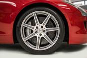 Mercedes-Benz SLS AMG. 6.2 V8. LEMANS RED. CARBON INTERIOR PACK. B & O BEOSOUND. 1 OWNER. 12