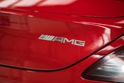Mercedes-Benz SLS AMG. 6.2 V8. LEMANS RED. CARBON INTERIOR PACK. B & O BEOSOUND. 1 OWNER. 28