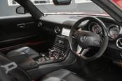 Mercedes-Benz SLS AMG. 6.2 V8. LEMANS RED. CARBON INTERIOR PACK. B & O BEOSOUND. 1 OWNER. 31