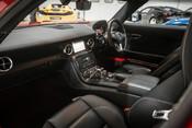 Mercedes-Benz SLS AMG. 6.2 V8. LEMANS RED. CARBON INTERIOR PACK. B & O BEOSOUND. 1 OWNER. 35