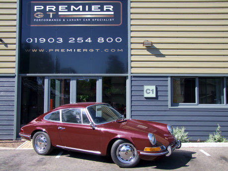 Porsche 912 912 COUPE, INCREDIBLE CONDITION, LOW MILEAGE, ORIGINAL SERVICE BOOKS