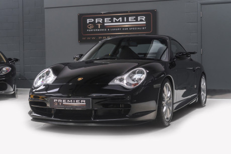Porsche 911 996 GT3 COUPE, IMMACULATE CAR, FULL GT3 BODYKIT, DOCUMENTED HISTORY 3