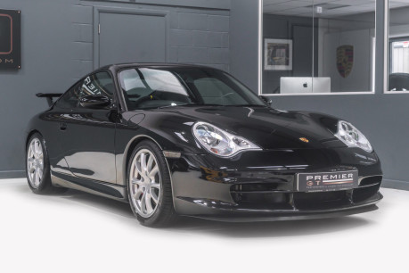 Porsche 911 996 GT3 COUPE, IMMACULATE CAR, FULL GT3 BODYKIT, DOCUMENTED HISTORY 8