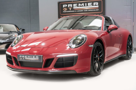 Porsche 911 TARGA 4 GTS 3.0 TWIN-TURBO PDK. NOW SOLD. CALL TODAY TO SELL YOUR PORSCHE. 4