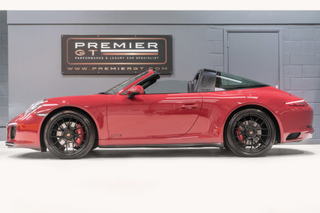 Porsche 911 TARGA 4 GTS 3.0 TWIN-TURBO PDK. NOW SOLD. CALL TODAY TO SELL YOUR PORSCHE. 6
