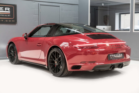 Porsche 911 TARGA 4 GTS 3.0 TWIN-TURBO PDK. NOW SOLD. CALL TODAY TO SELL YOUR PORSCHE. 7