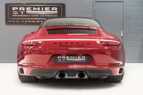 Porsche 911 TARGA 4 GTS 3.0 TWIN-TURBO PDK. NOW SOLD. CALL TODAY TO SELL YOUR PORSCHE. 8